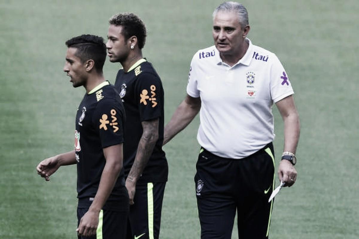 Com Neymar de titular, Brasil encara Áustria em último teste antes da Copa do Mundo