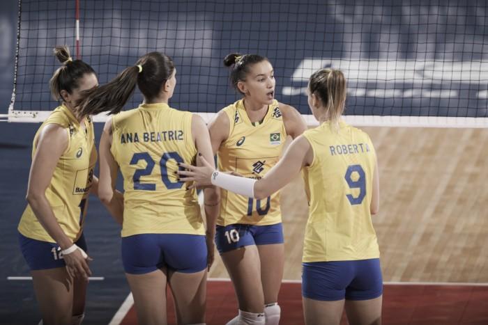 Vôlei: Brasil estreia contra a Rússia na Copa dos Campeões