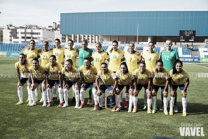 Emily Lima divulga lista de jogadoras convocadas para Torneio das Nações