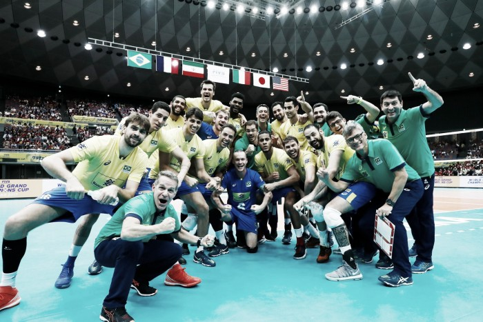 Renan Dal Zotto elogia empenho e performance da Seleção Brasileira na Copa dos Campeões de Vôlei