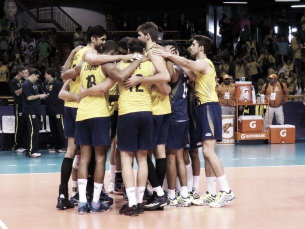 Brasil encara França pela estréia na fase final da Liga Mundial de Vôlei