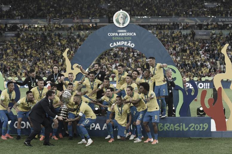 La vez que Brasil ganó su noveno título de Copa América