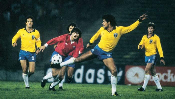 Brasil não era eliminado na primeira fase da Copa América desde 1987
