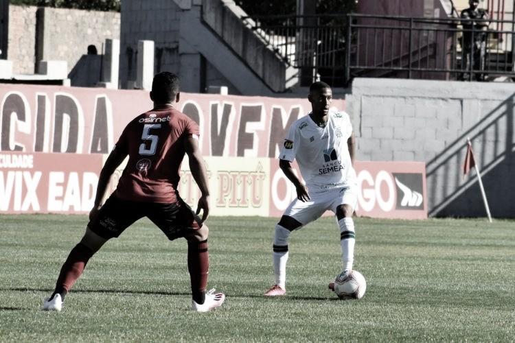 Com um jogador a mais, América-MG empata sem gols diante do Brasil de Pelotas
