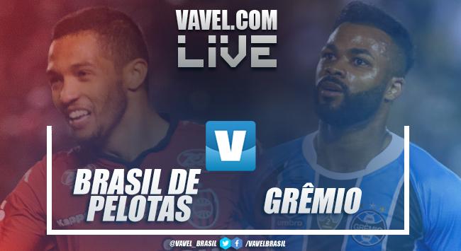 Jogo Brasil de Pelotas x Grêmio AO VIVO online pelo Campeonato Gaúcho 2019 (0-0)