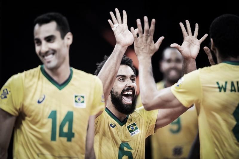 Brasil passa pelo Japão e volta a vencer na Liga das Nações