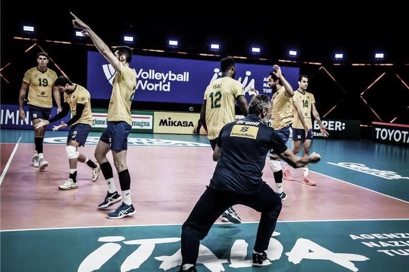 Brasil derrota Canadá e segue 100% na Liga das Nações