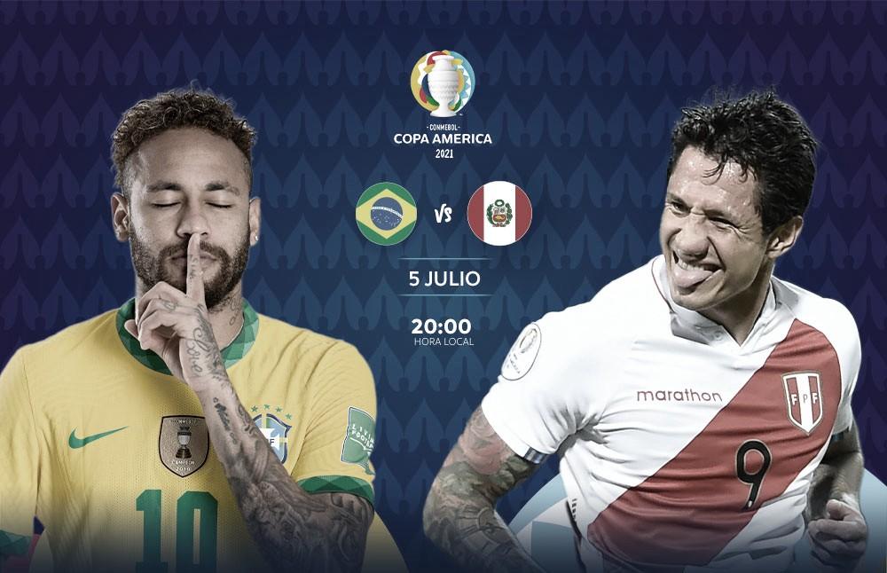 Previa Brasil - Perú: en busca de la final