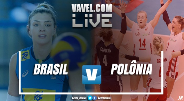 jogo brasil x pol 244 nia ao vivo hoje em amistoso de v 244