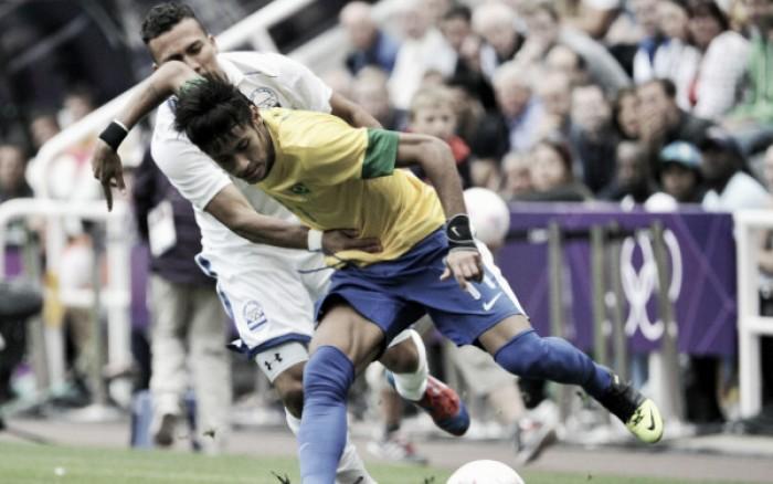 Brasil busca seguir vivo por ouro inédito no futebol masculino reeditando jogo com Honduras