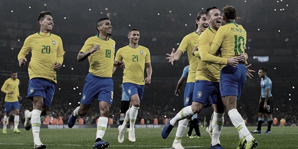 Selección de Brasil: sin Neymar, igual es candidato