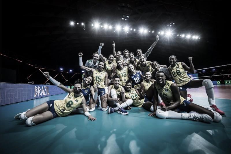 Deu show! Brasil derrota Rússia e soma quarta vitória na Liga das Nações