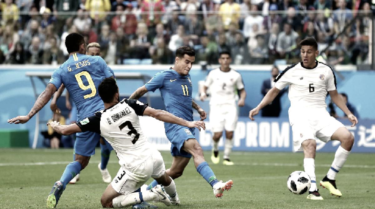 """Philippe Coutinho: """"La victoria es un premio al trabajo del equipo"""""""