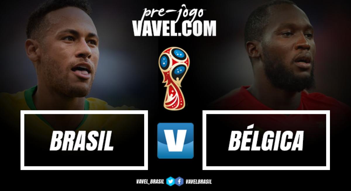 Com Marcelo e sem Casemiro, Brasil encara Bélgica para garantir vaga na semifinal da Copa