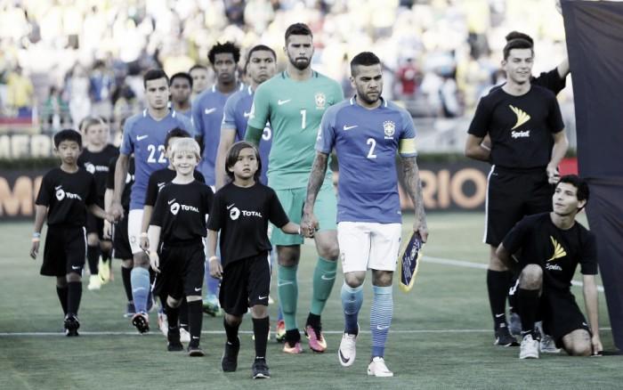 Buscando a primeira vitória na Copa América, Brasil enfrenta o Haiti