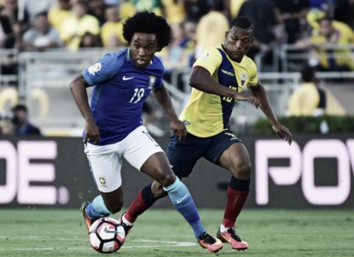 Embalado por ouro olímpico, Brasil enfrenta Equador nas Eliminatórias
