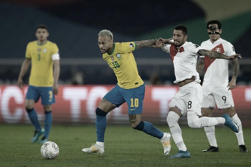 Após confusão no clássico, Brasil recebe Peru pelas Eliminatórias da Copa do Mundo