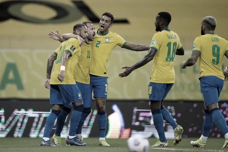 Brasil vence  Peru e segue com 100% de aproveitamento nas Eliminatórias para Copa