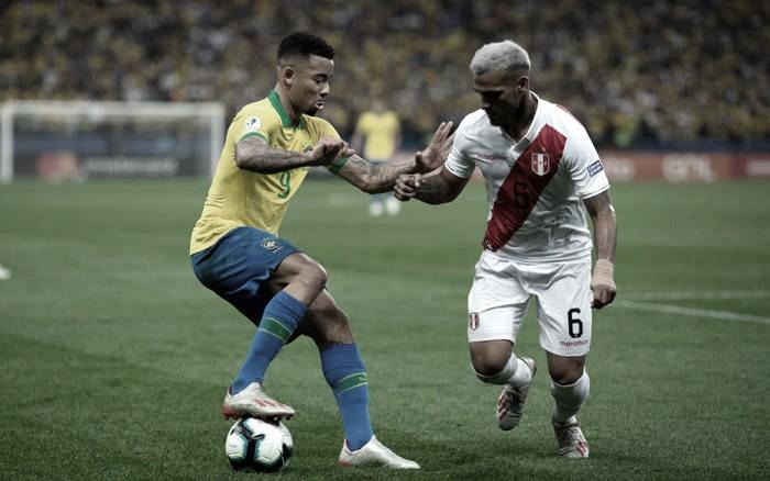 Brasil reedita final da última Copa América contra o Peru no Nilton Santos