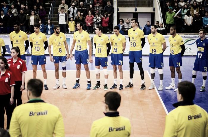 Brasil vence Venezuela e avança às semifinais do Sul-Americano de Vôlei
