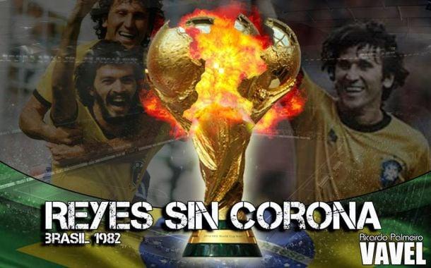 Reyes sin corona: Brasil 1982