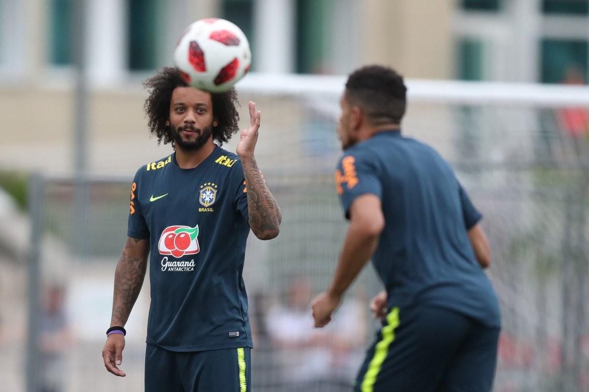 Brasile, Marcelo pronto al rientro