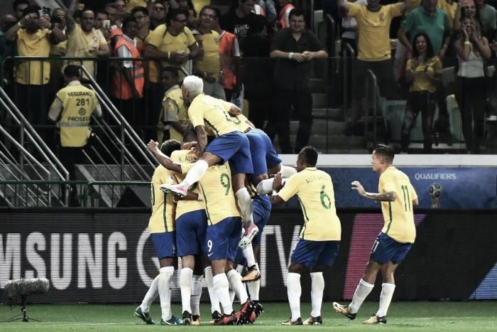 Brasile, l'ennesima prova di forza sotto la guida dei suoi gioielli