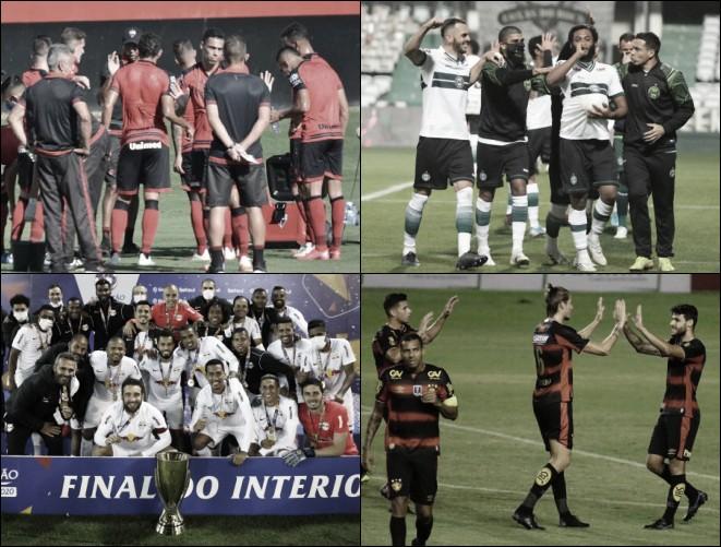 #BrasileirãoNaVAVEL: Como chegam os quatro clubes que subiram à elite