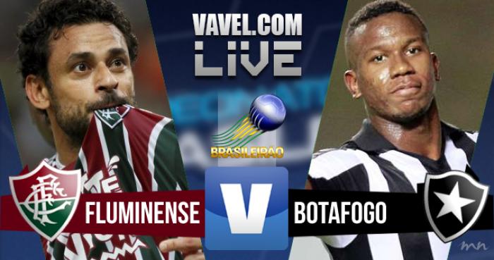 Resultado Fluminense x Botafogo no Clássico Vovô 2016 (1-0)