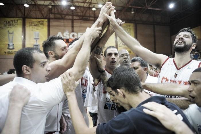Brasília inicia treinos para a próxima temporada do NBB