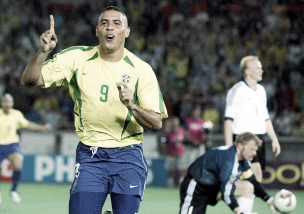Alemania contra Brasil 2002: el Kahndado, el Conejo y la Llave del Pentacampeonato
