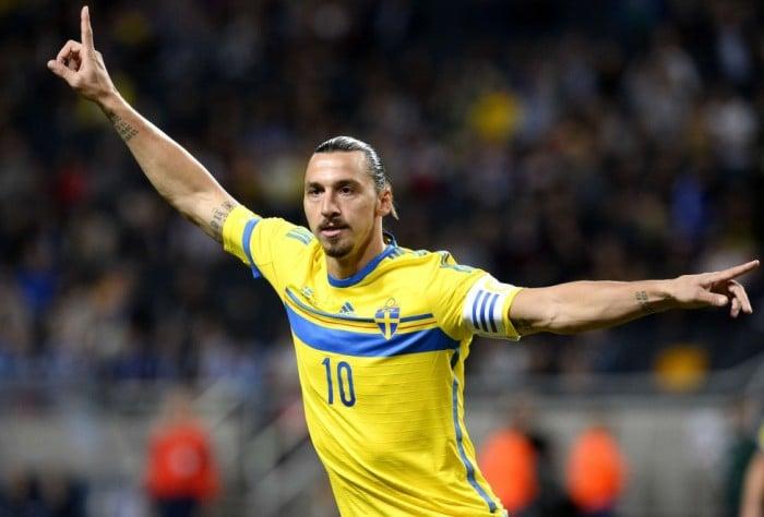 Euro 2016, i 23 della Svezia: Ibrahimovic il faro, Ekdal in dubbio