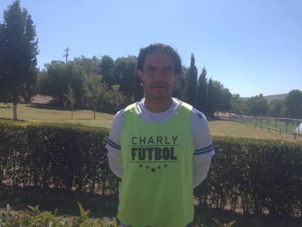 """Braulio Luna: """"Tengo contrato y quiero que el proyecto tenga éxito"""""""
