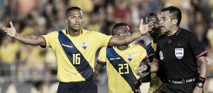 Copa America Centenario: Ecuador's Miler Bolaños denies game-winning goal in dull draw against Brazil