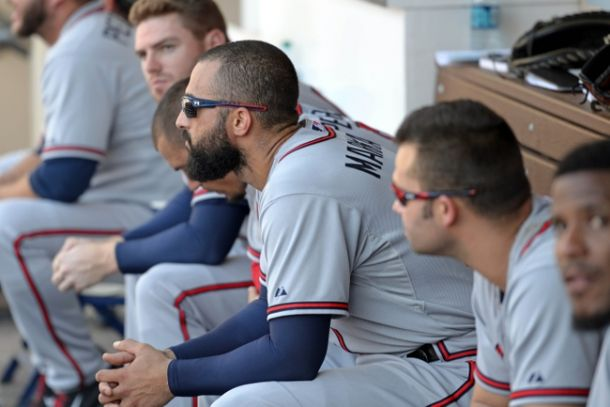Atlanta Braves Unable To Avoid The Sweep