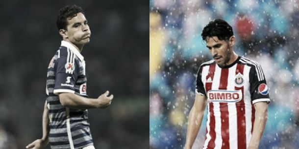 Omar Bravo y Márquez Lugo se pierden el Clásico Nacional