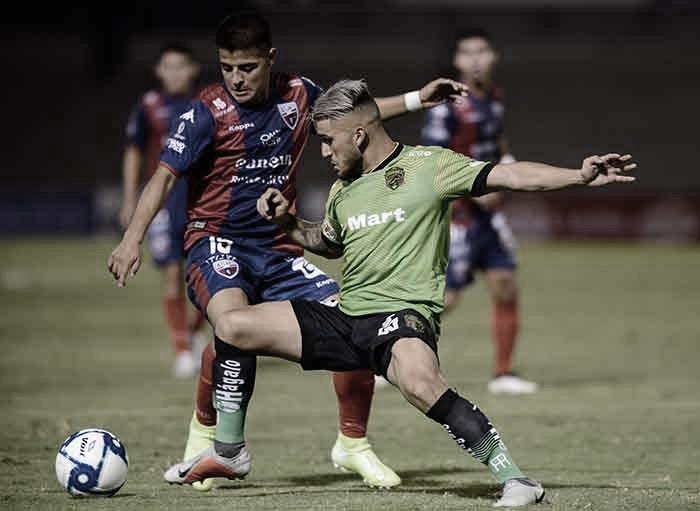 Solitario gol de Carrijo le da la victoria a Juárez frente al Atlante