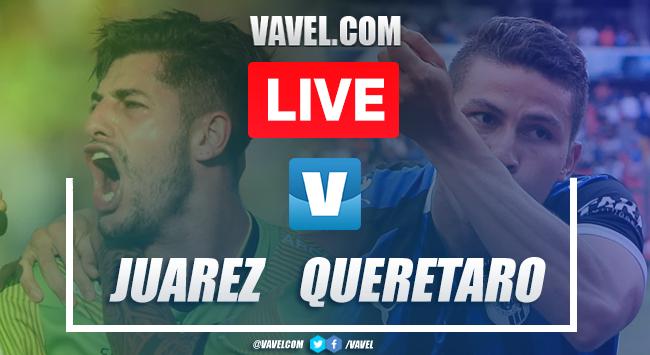 Goals and Highlights: FC Juárez 0-2 Querétaro, 2019 Liga MX