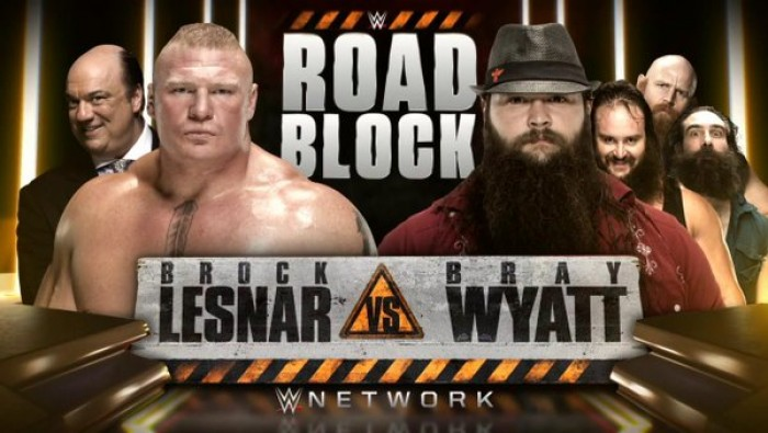 WWE Roadblock Results