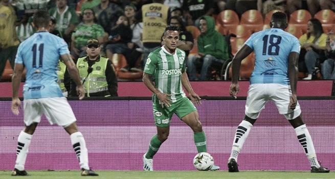 """Brayan Rovira: """"El ingreso de Baldomero ayudó mucho al equipo"""""""