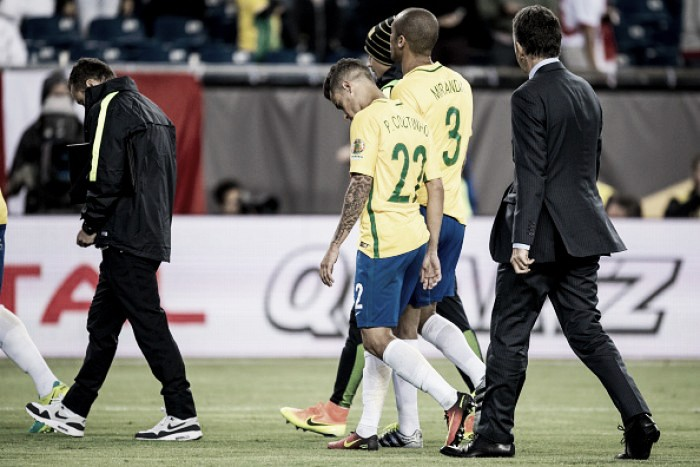 Coutinho comes home early as Brazil exit Copa America