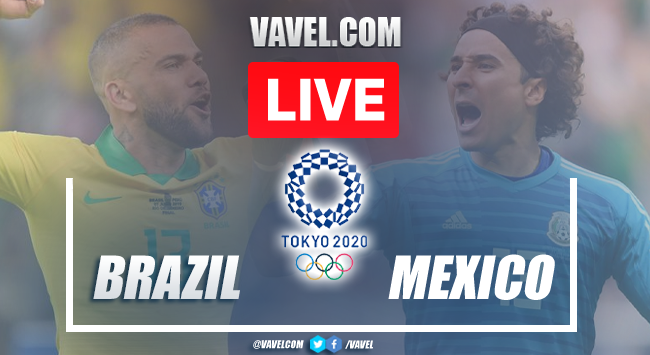 Melhores momentos Brasil 0 (4) x (1) 0 México pelas Olimpíadas de Tóquio