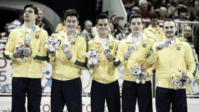 Rio 2016: Brazil Men's Gymnastics Olympic Team preview