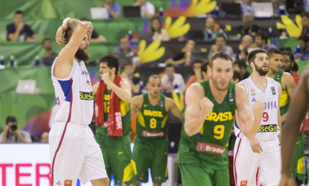 FIBA World Cup: Brazil's Monster Fourth Quarter Overpowers Serbia