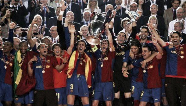 Le finali: la storia del Barcellona