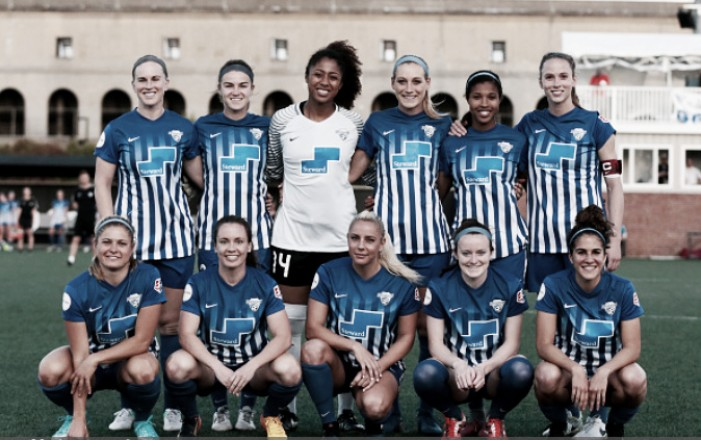 Boston Breakers dispersal draft results