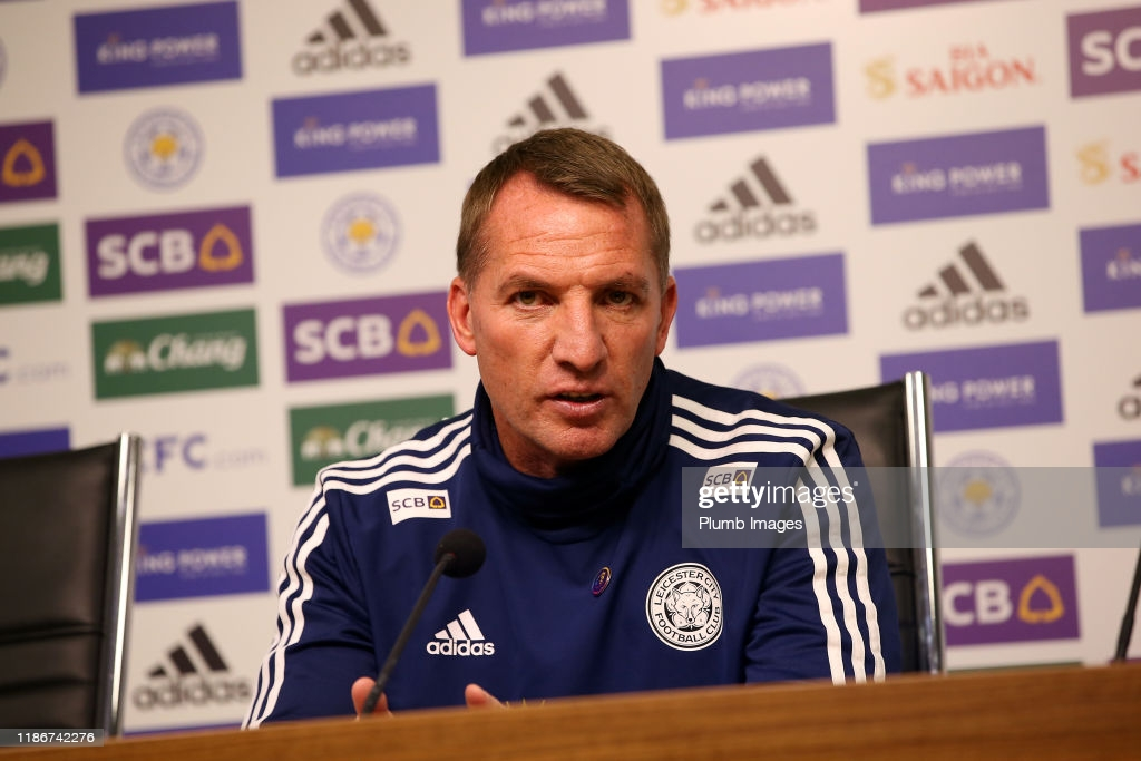 The five key quotes from Brendan Rodgers' pre-Manchester City press conference