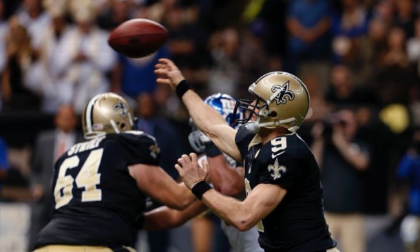 Drew Brees Wins VAVEL USA Offensive Player Of Week Eight