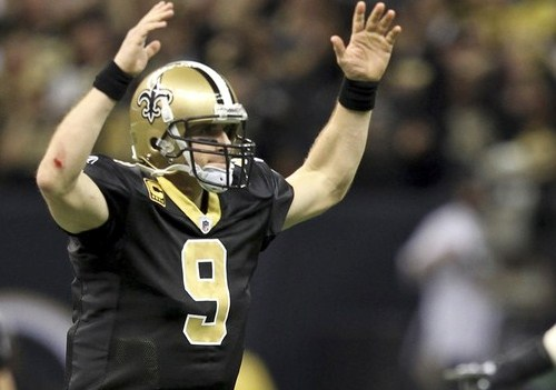 Brees rinnova con i Saints