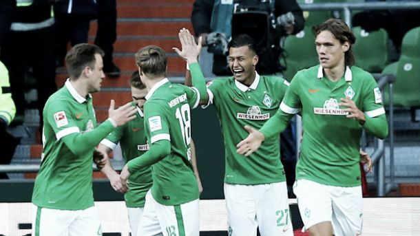 Werder Bremen - FC Augsburg: Hosts look to continue charge up the table